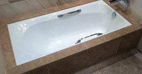 Bathtub Repair