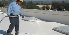 Elastomeric Roof Coating