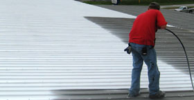 Rubberized Roof Coating